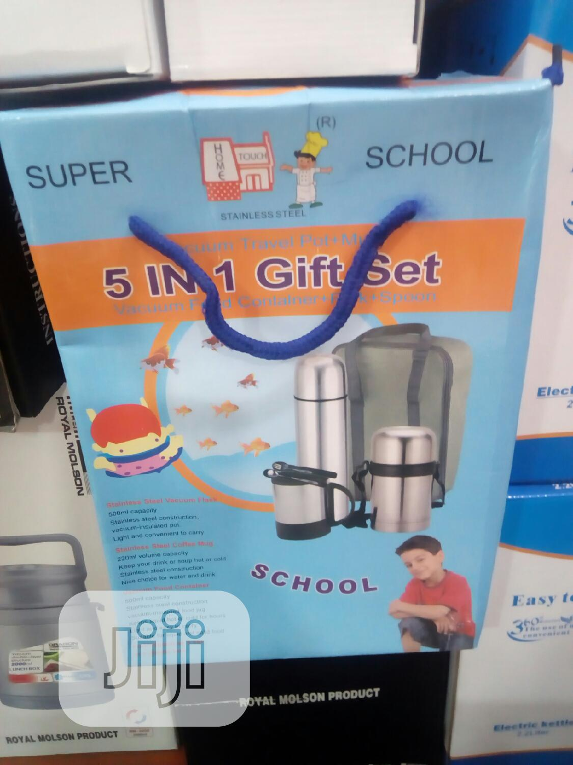 5 in 1 Lunch Box