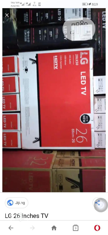 "LG LED 26"" 2side Speakers   TV & DVD Equipment for sale in Ojo, Lagos State, Nigeria"
