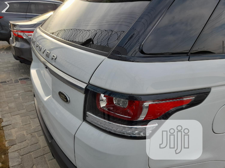 Land Rover Range Rover Sport 2016 White | Cars for sale in Lekki, Lagos State, Nigeria