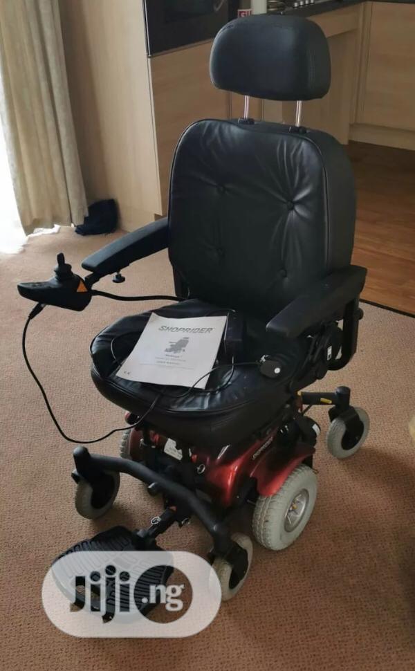 Power Wheel Chairs