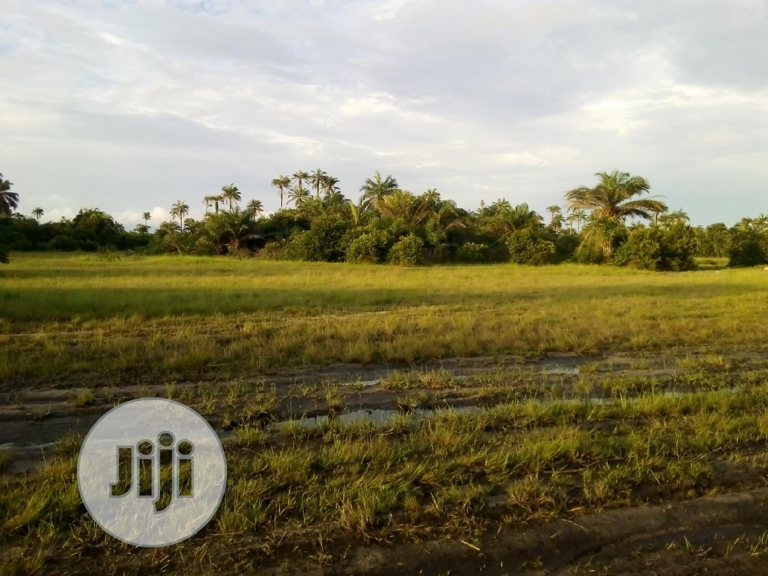 Archive: 400 Plots of Mass Land for Sale by Dangote Refinery, Ibeju