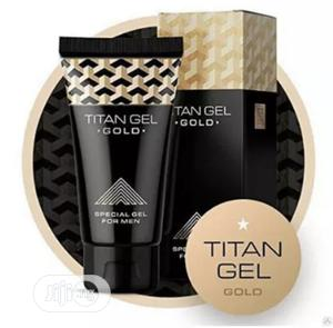 Remarkable Thick and Long Penis - TITAN GEL GOLD   Sexual Wellness for sale in Rivers State, Ogba/Egbema/Ndoni