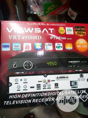 Viewsat Decoder | TV & DVD Equipment for sale in Lagos State, Lekki