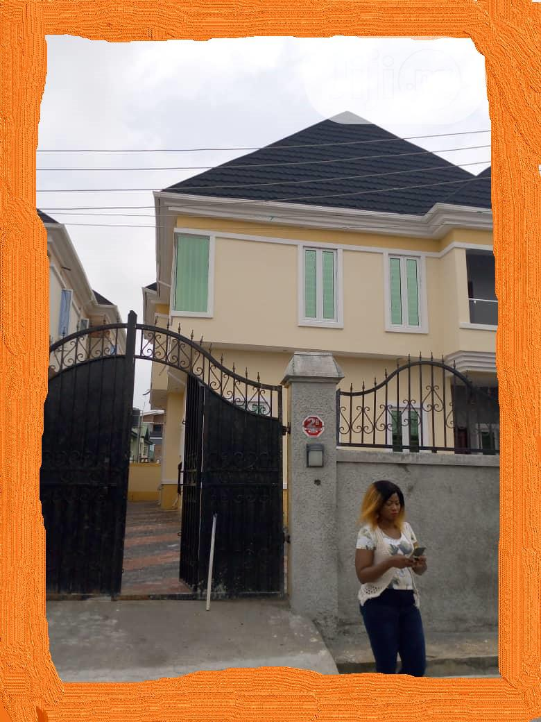 5 Bedroom Fully Detached Duplex | Houses & Apartments For Sale for sale in Thomas Estate, Ajah, Nigeria