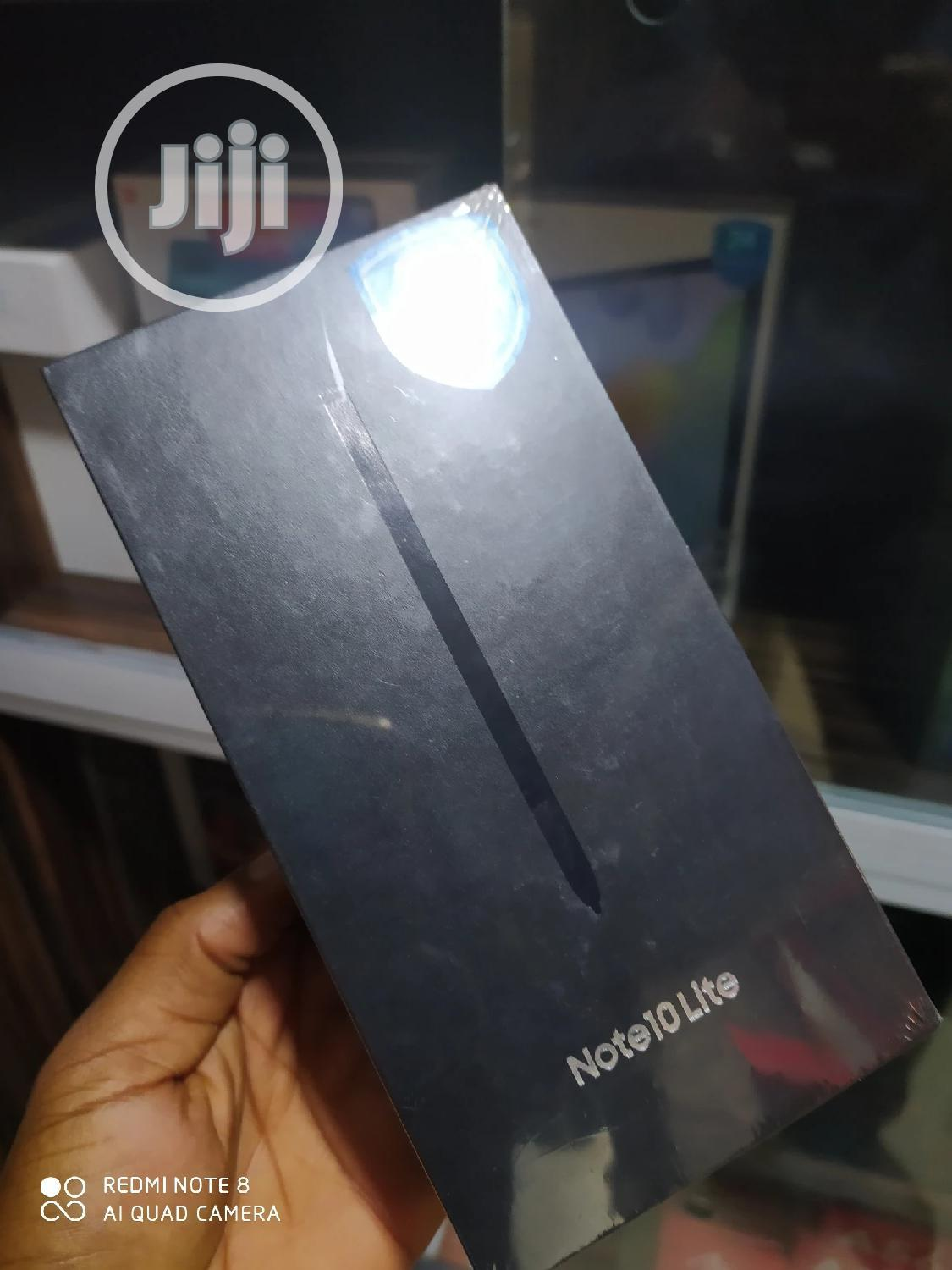 New Samsung Galaxy Note 10 Lite 128 GB Gold | Mobile Phones for sale in Ikeja, Lagos State, Nigeria