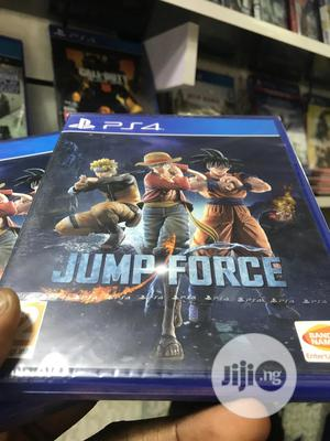 Jump Force CD for PS4 | Video Games for sale in Lagos State, Ikeja