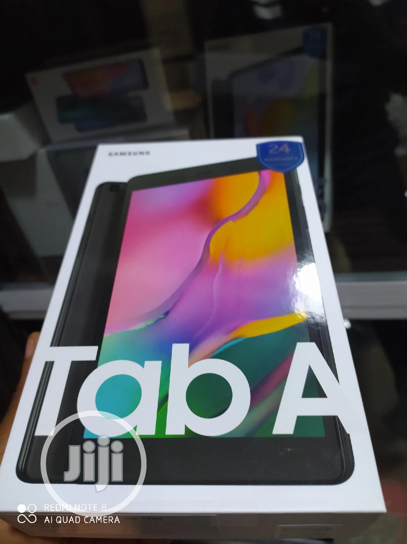 New Samsung Galaxy Tab a 8.0 (2019) 32 GB Black   Tablets for sale in Ikeja, Lagos State, Nigeria