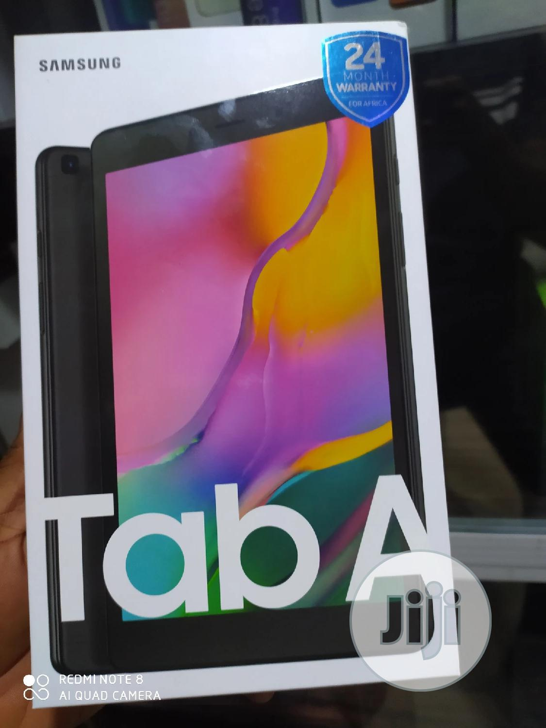 New Samsung Galaxy Tab a GB Gray | Tablets for sale in Ikeja, Lagos State, Nigeria