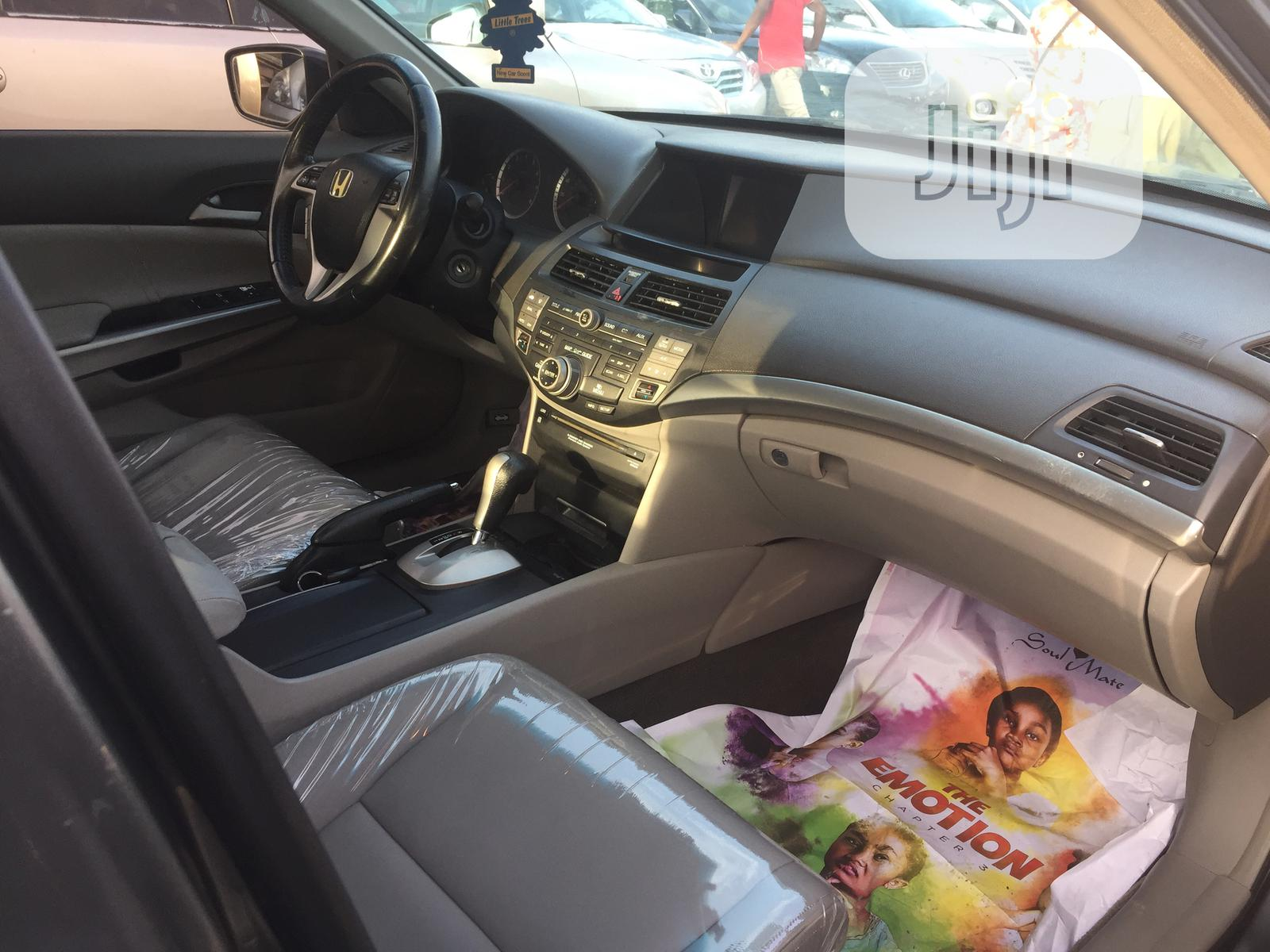 Honda Accord 2008 2.4 EX Automatic Gray | Cars for sale in Lagos State, Nigeria