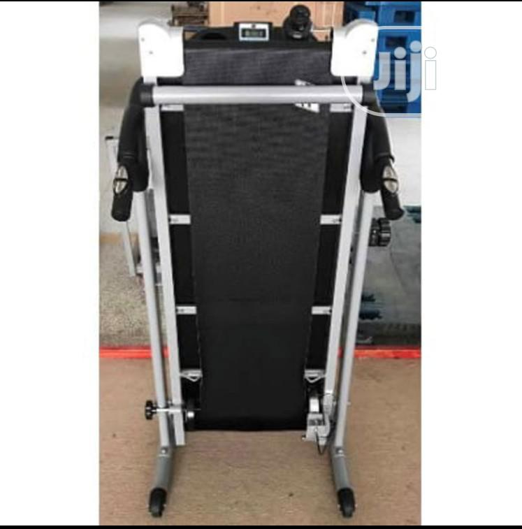 Body Fit Manual Treadmill Runner With Stepper N Twister-Bf | Sports Equipment for sale in Surulere, Lagos State, Nigeria