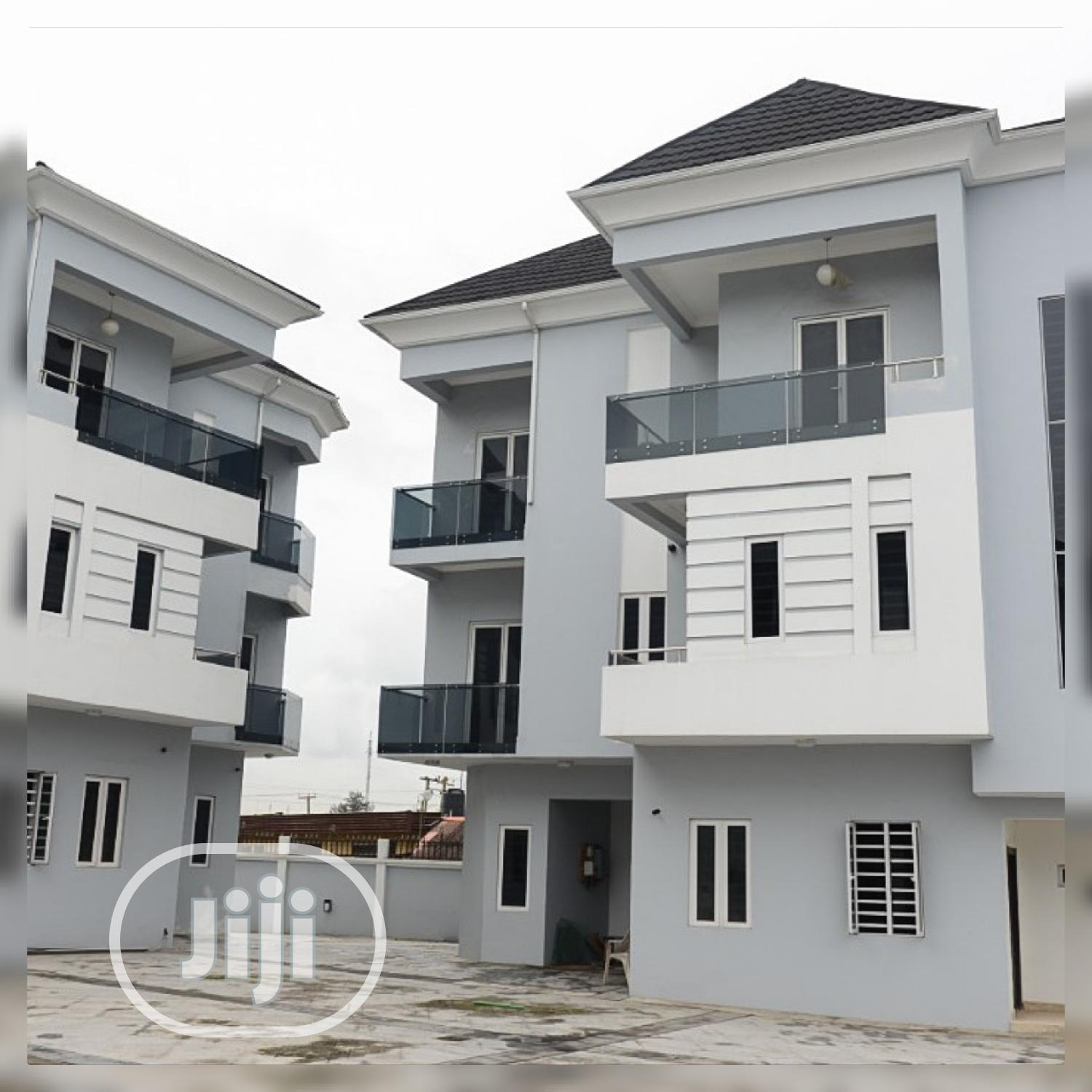 4 Bedroom Fully Detached Duplex With BQ For Sale In Ikeja | Houses & Apartments For Sale for sale in Adeniyi Jones, Ikeja, Nigeria
