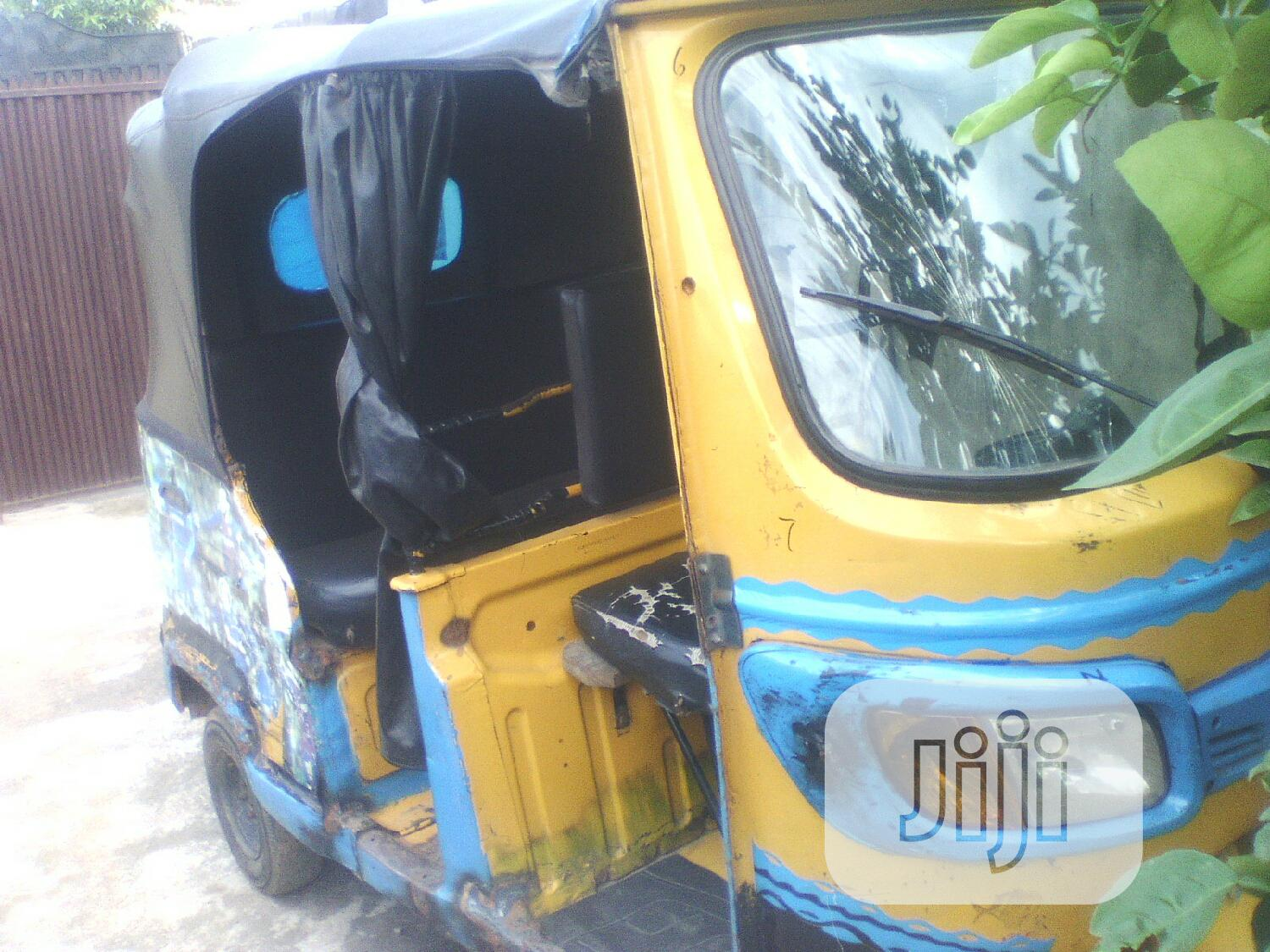 TVS Apache 180 RTR 2016 Yellow   Motorcycles & Scooters for sale in Ifako-Ijaiye, Lagos State, Nigeria