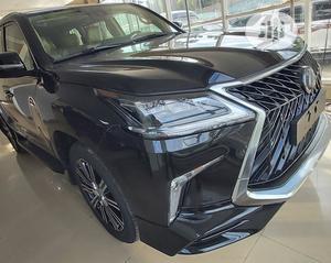 Lexus LX 2017 Black | Cars for sale in Abuja (FCT) State, Gwarinpa