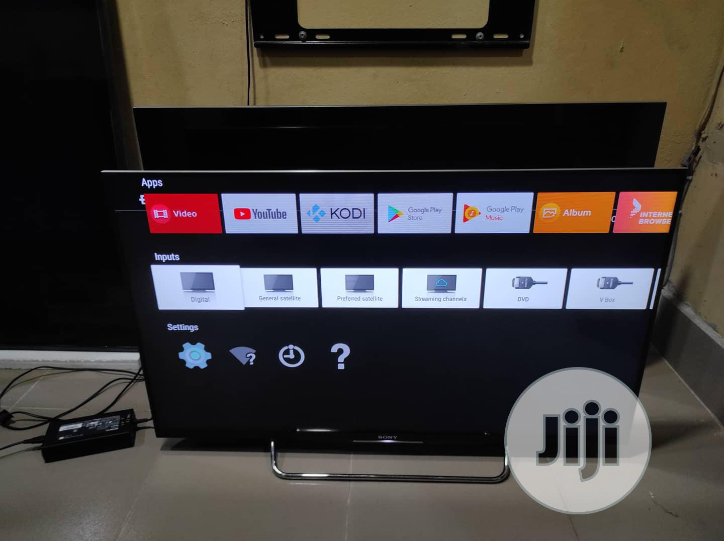 Sony Android TV 43inchs   TV & DVD Equipment for sale in Ojo, Lagos State, Nigeria