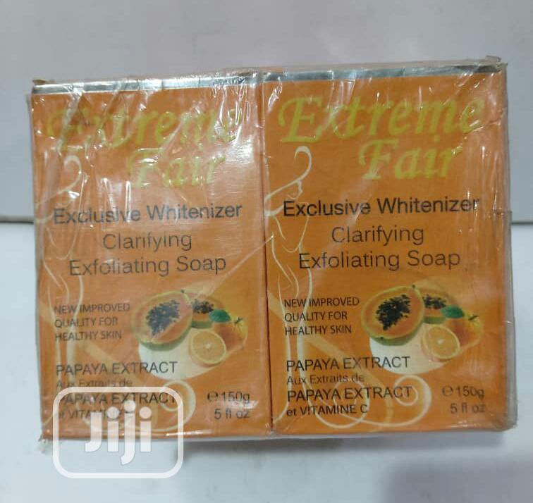 Extreme Fair Exfoliating Soap