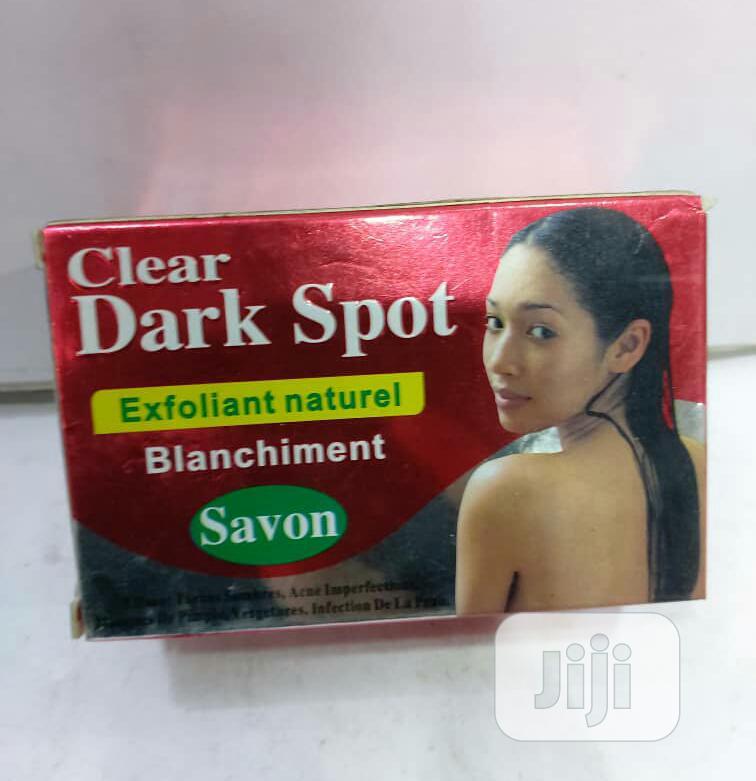 Clear Dark Spot Exfoliating Soap