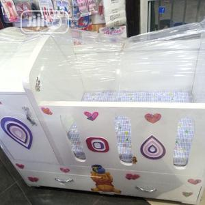 Comfy Baby Crib | Children's Furniture for sale in Lagos State, Surulere