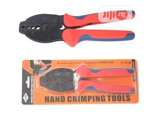 BNC Crimping Plier LY-05H RG58,RG59, RG6 Crimp Tool Carbon | Computer Accessories  for sale in Abuja (FCT) State, Central Business District
