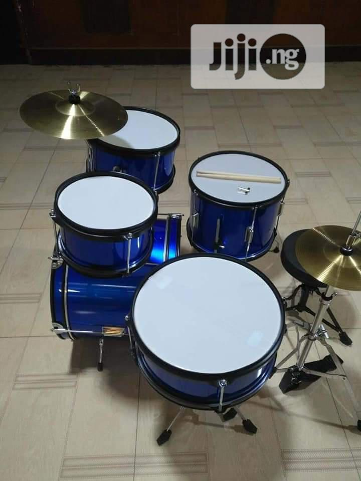 Drumset 5set | Musical Instruments & Gear for sale in Surulere, Lagos State, Nigeria