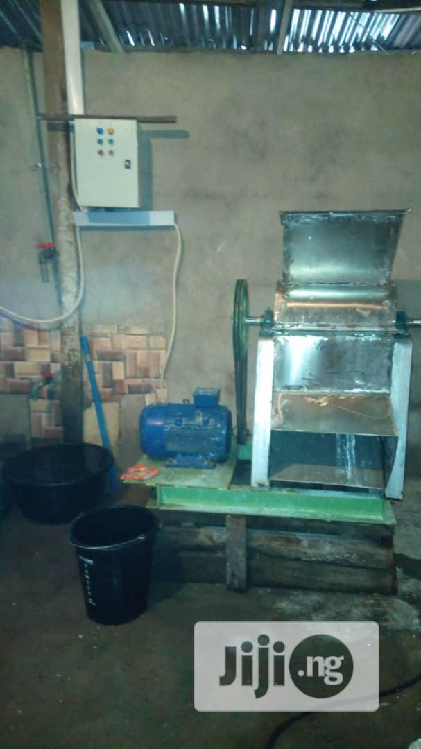 Full Garri Processing Equipments