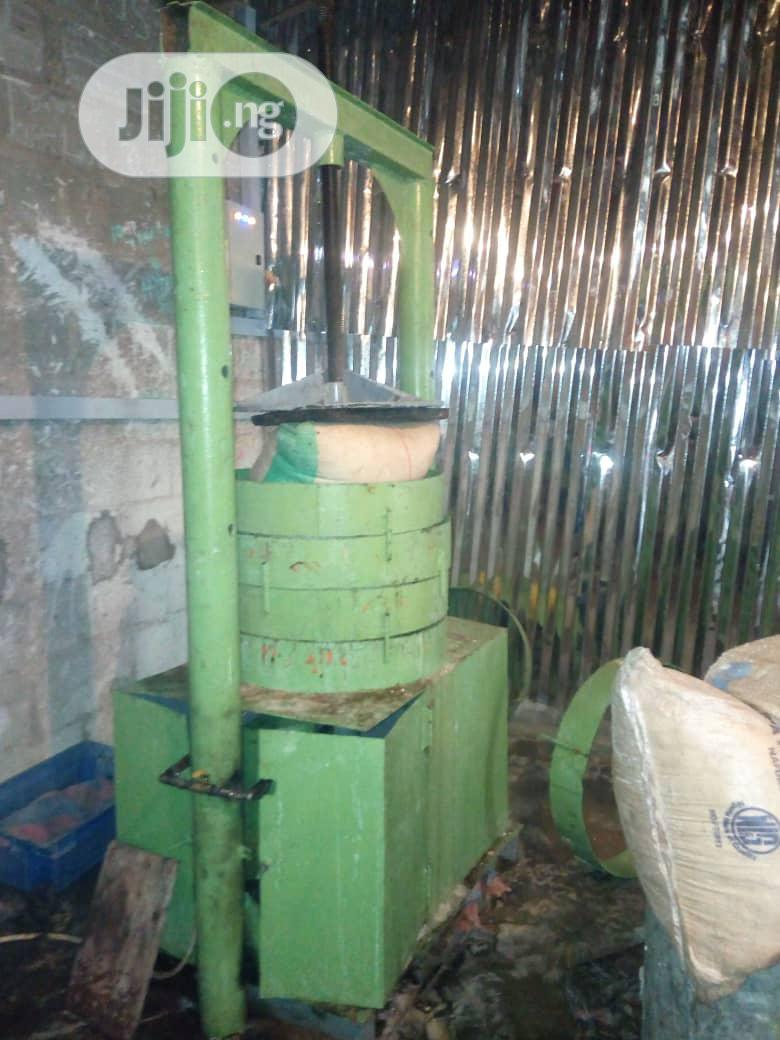 Full Garri Processing Equipments | Farm Machinery & Equipment for sale in Ikeja, Lagos State, Nigeria