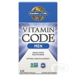 Vitamin Code For Men   Vitamins & Supplements for sale in Lagos State, Lekki
