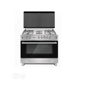 MAXI Gas Cooker 60*90 (4 + 2 ) INOX -Mr27 | Kitchen Appliances for sale in Lagos State, Alimosho