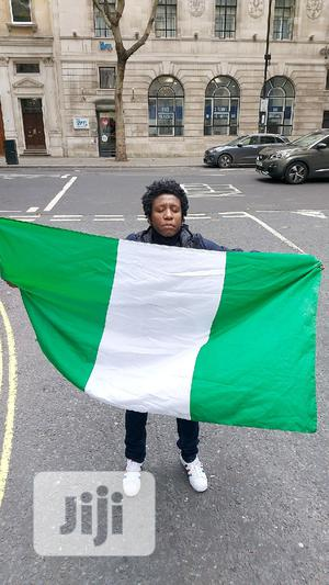 Nigeria Flag (Outdoor) | Sports Equipment for sale in Lagos State, Surulere