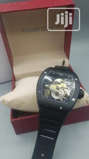 Richard Mille Wristwatch With Skeleton Dial | Watches for sale in Lagos State, Ajah