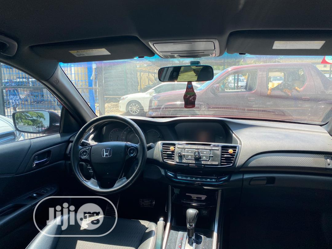 Honda Accord 2016 Red | Cars for sale in Lekki, Lagos State, Nigeria