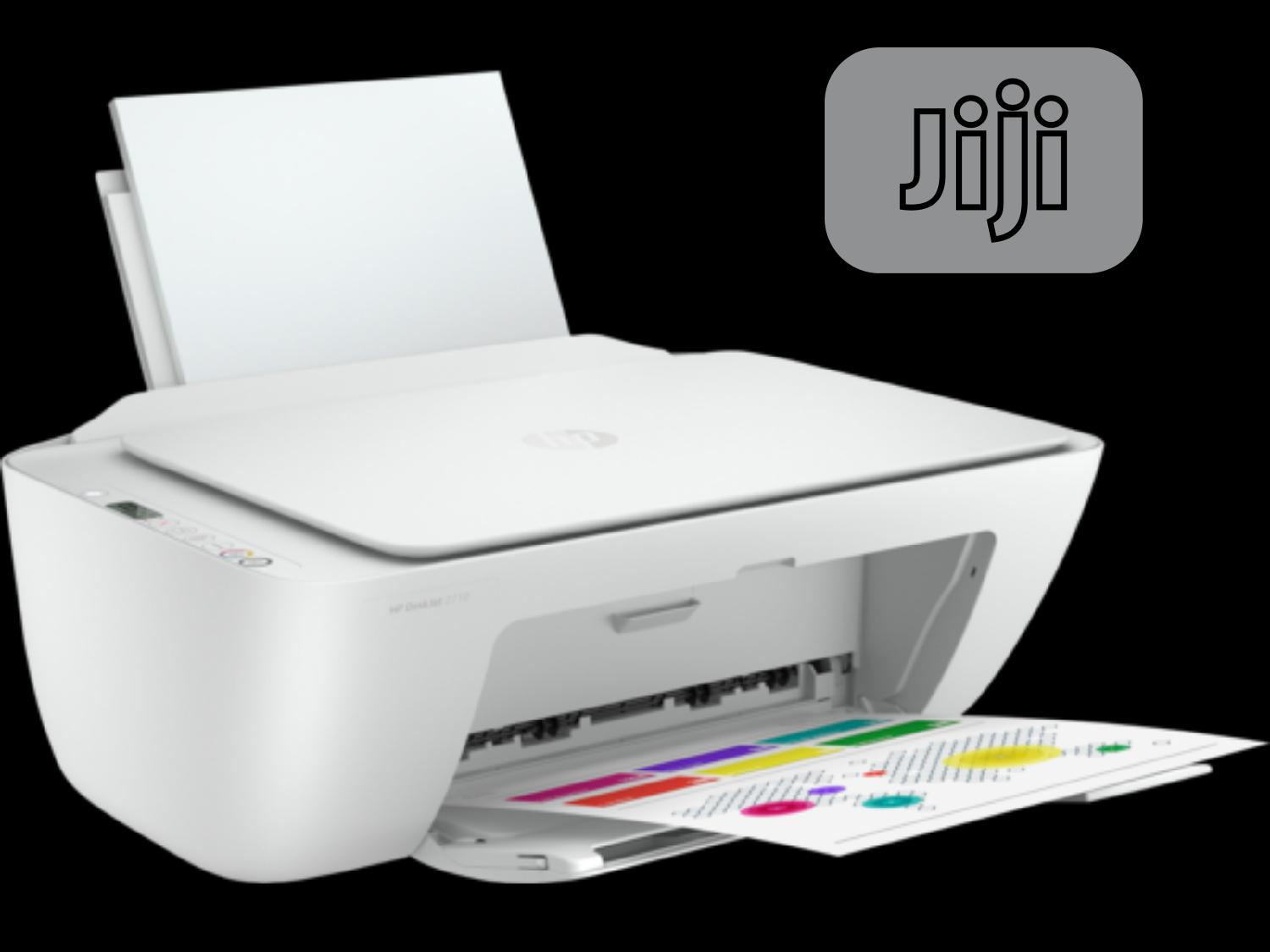 Archive: HP Printer 2710 Deskjet