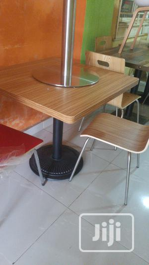 4seater Imported Quality Restaurant Table Special Quality   Furniture for sale in Lagos State, Ajah