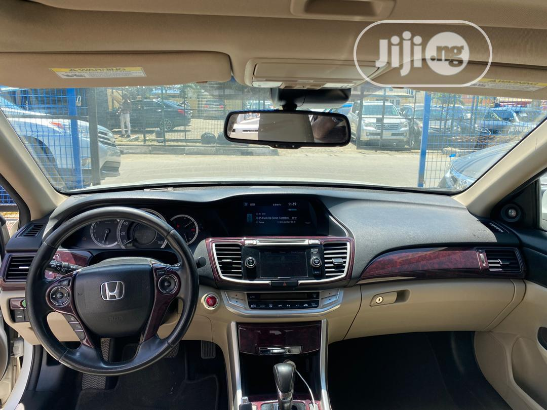 Honda Accord 2014 White | Cars for sale in Lekki, Lagos State, Nigeria