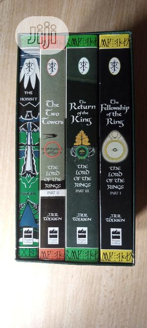 4 In 1 Collection Of JRR TOLKIEN Book   Books & Games for sale in Lagos State, Yaba