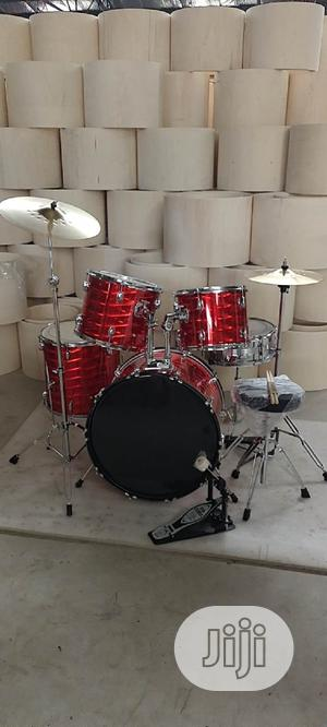 Yamaha Drumset   Musical Instruments & Gear for sale in Lagos State, Surulere
