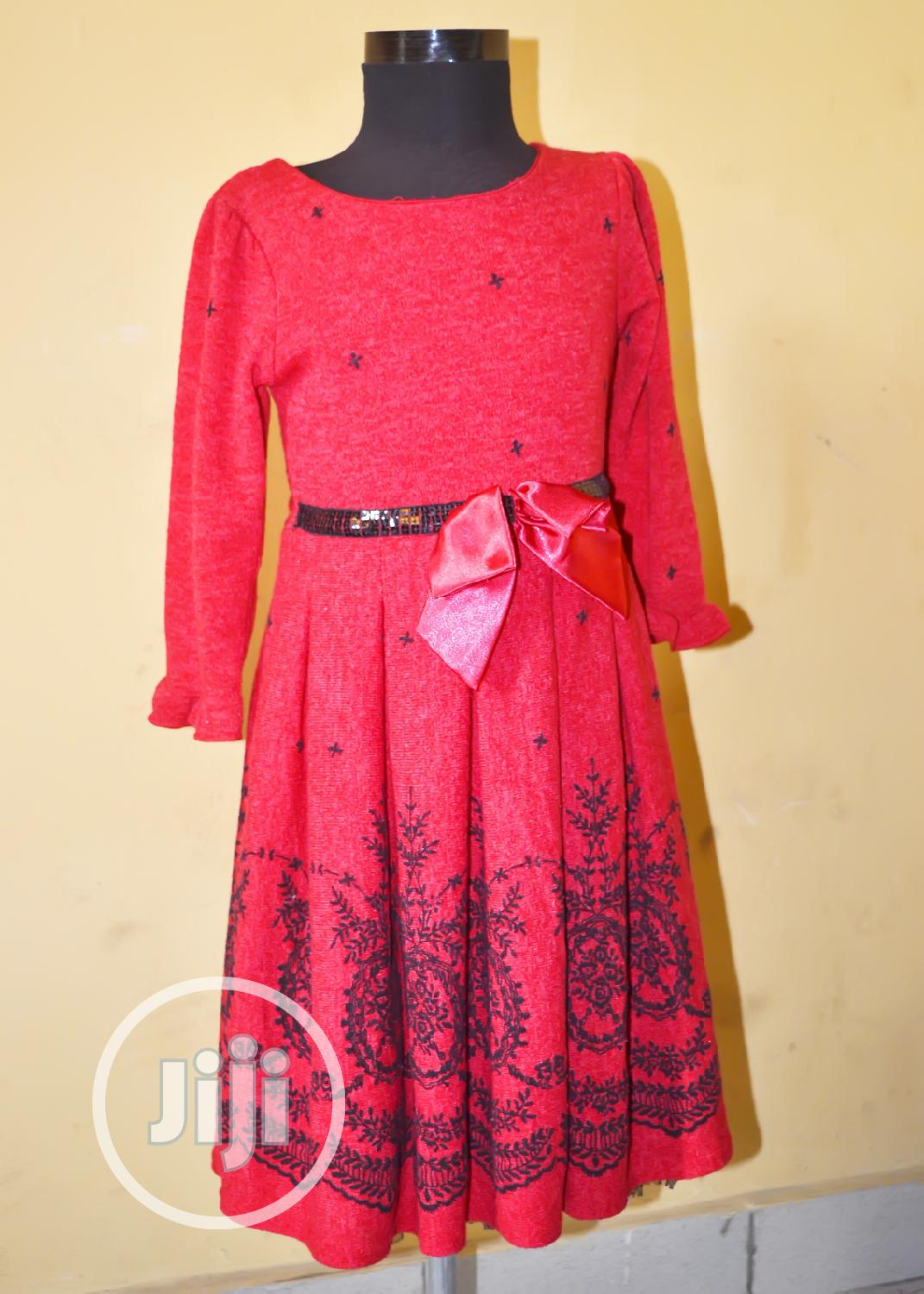 Archive: Pretty Red Dress