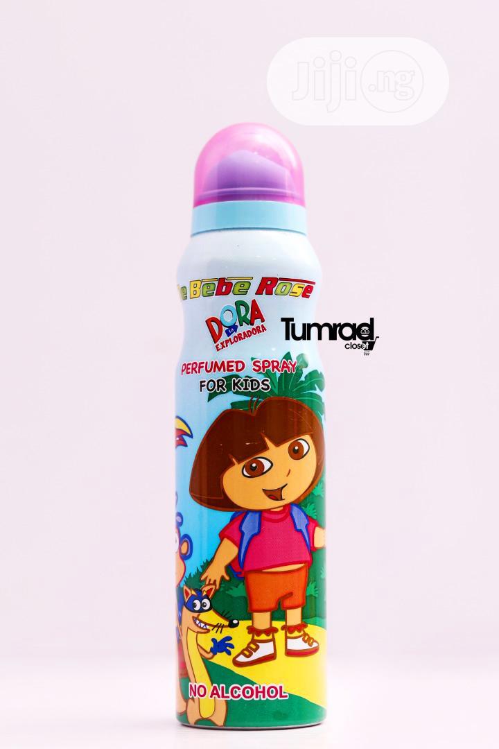 Archive: Perfumed Spray for Kids - Dora the Explorer (150ml)
