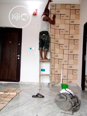 Affordable Wallpaper Installation | Building & Trades Services for sale in Akwa Ibom State, Uyo