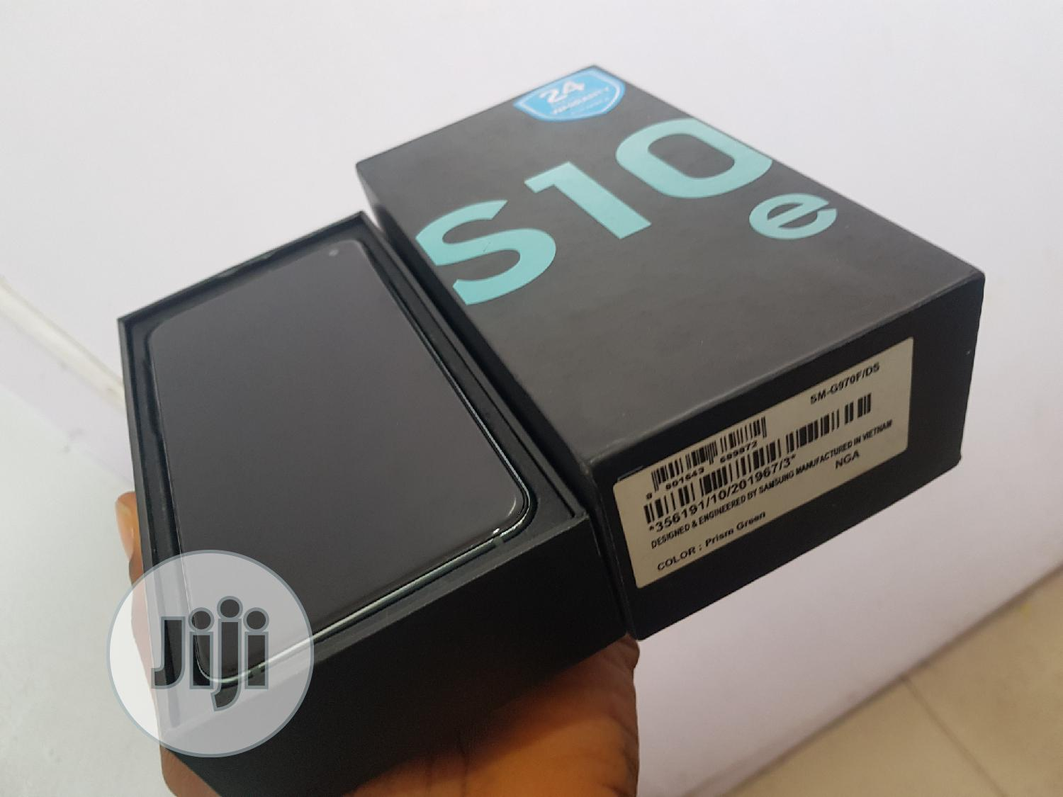 Samsung Galaxy S10e 128 GB Green | Mobile Phones for sale in Ibadan, Oyo State, Nigeria