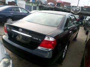 Toyota Camry 2005 2.4 XLE Black | Cars for sale in Lagos State, Apapa