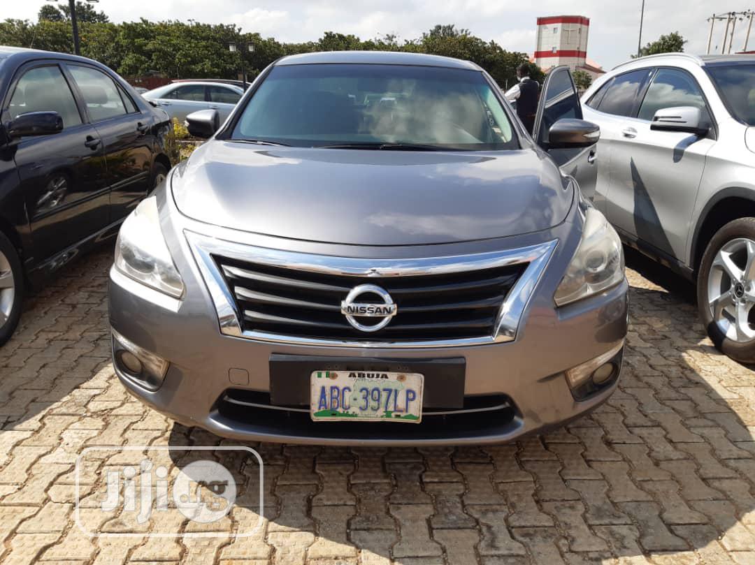 Nissan Altima 2015 Gray   Cars for sale in Gwarinpa, Abuja (FCT) State, Nigeria
