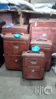 Sensamite 5set Leather Luggage | Bags for sale in Lagos State