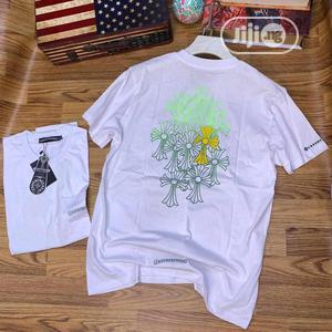 Chrome Heart T-Shirts | Clothing for sale in Abuja (FCT) State, Gwarinpa