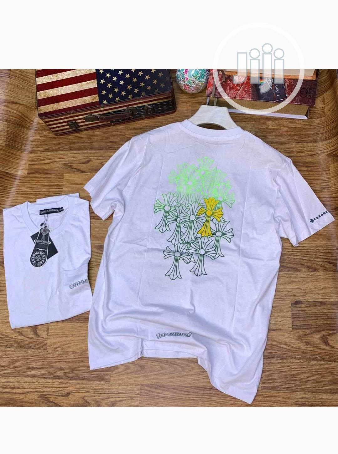 Chrome Heart T-Shirts | Clothing for sale in Gwarinpa, Abuja (FCT) State, Nigeria