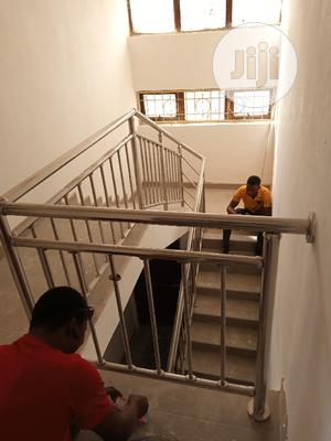 50mm, 35mm & 19mm Handrails For Staircase & Balcony | Building Materials for sale in Abuja (FCT) State, Lugbe District