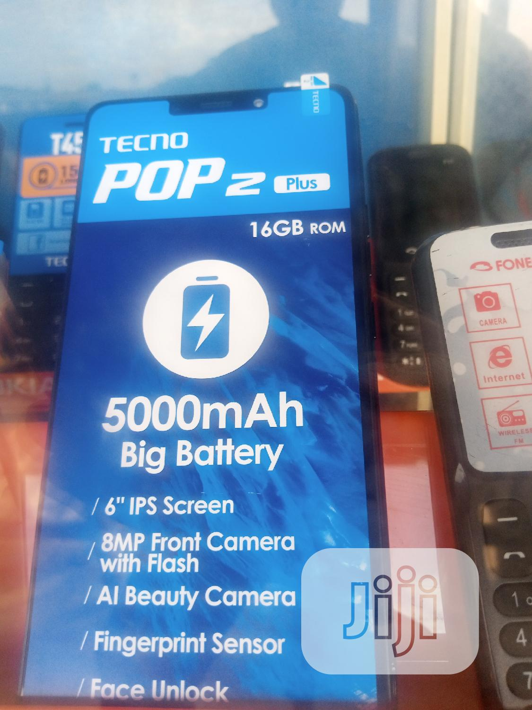 Archive: New Tecno Pop 2 Plus 16 GB Black