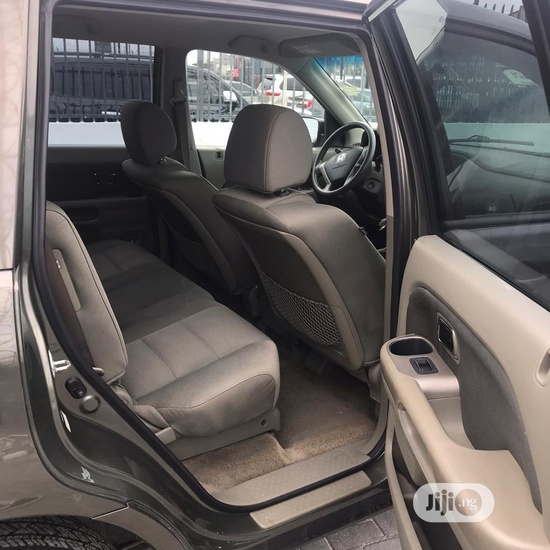 Honda Pilot 2006 LX 4x4 (3.5L 6cyl 5A) Green | Cars for sale in Lekki, Lagos State, Nigeria