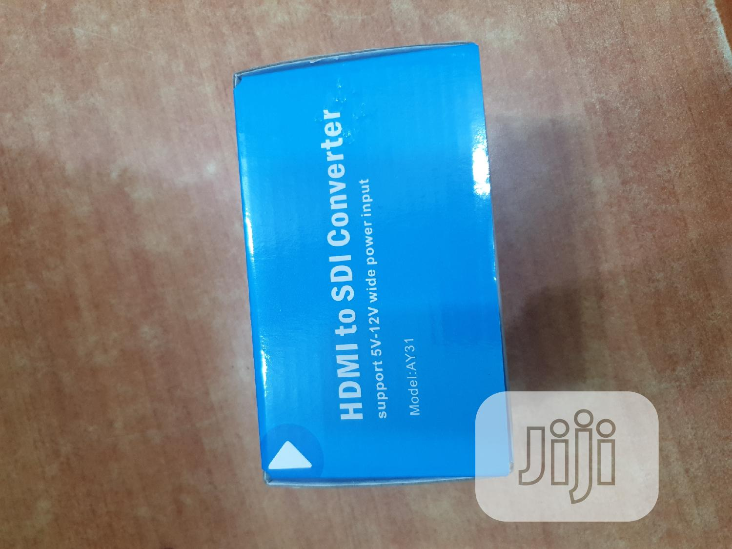 Hdmi To Sdi Converter | Networking Products for sale in Ikeja, Lagos State, Nigeria