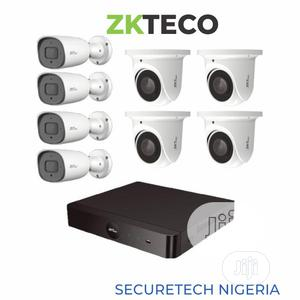 8 Channel Nvr Z8508ner-8p With 8pcs 2mp Ip Camera | Security & Surveillance for sale in Lagos State, Lagos Island (Eko)