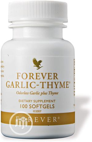 Forever GARLIC - THYME | Vitamins & Supplements for sale in Abuja (FCT) State, Wuse 2